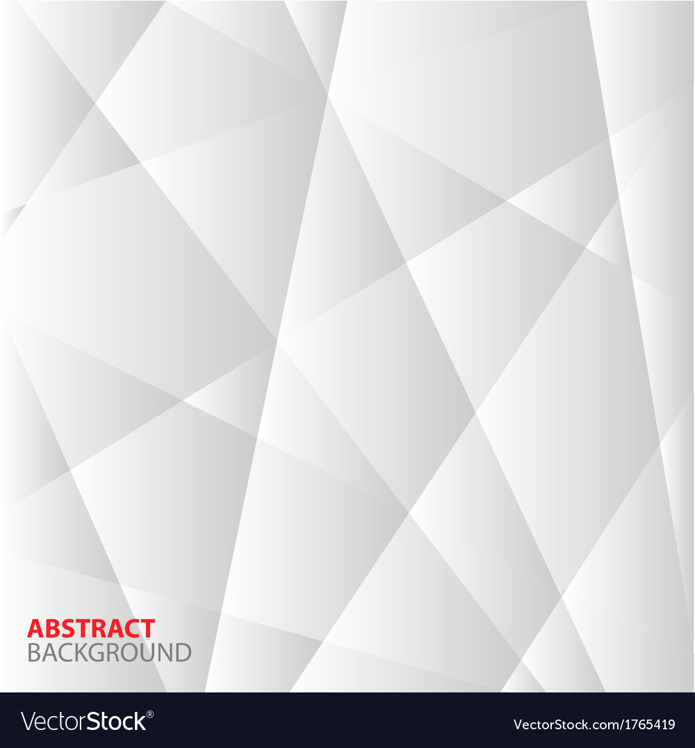 Abstract grey geometric background vector | Price: 1 Credit (USD $1)