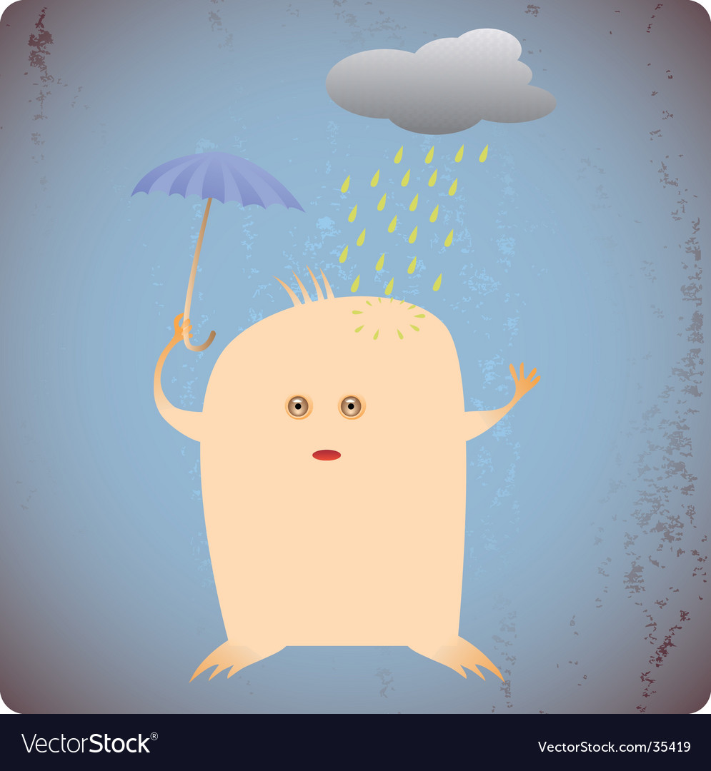Bad weather vector | Price: 1 Credit (USD $1)