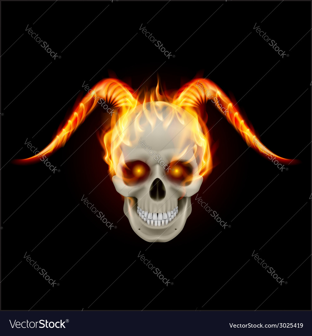 Horny devil vector | Price: 1 Credit (USD $1)