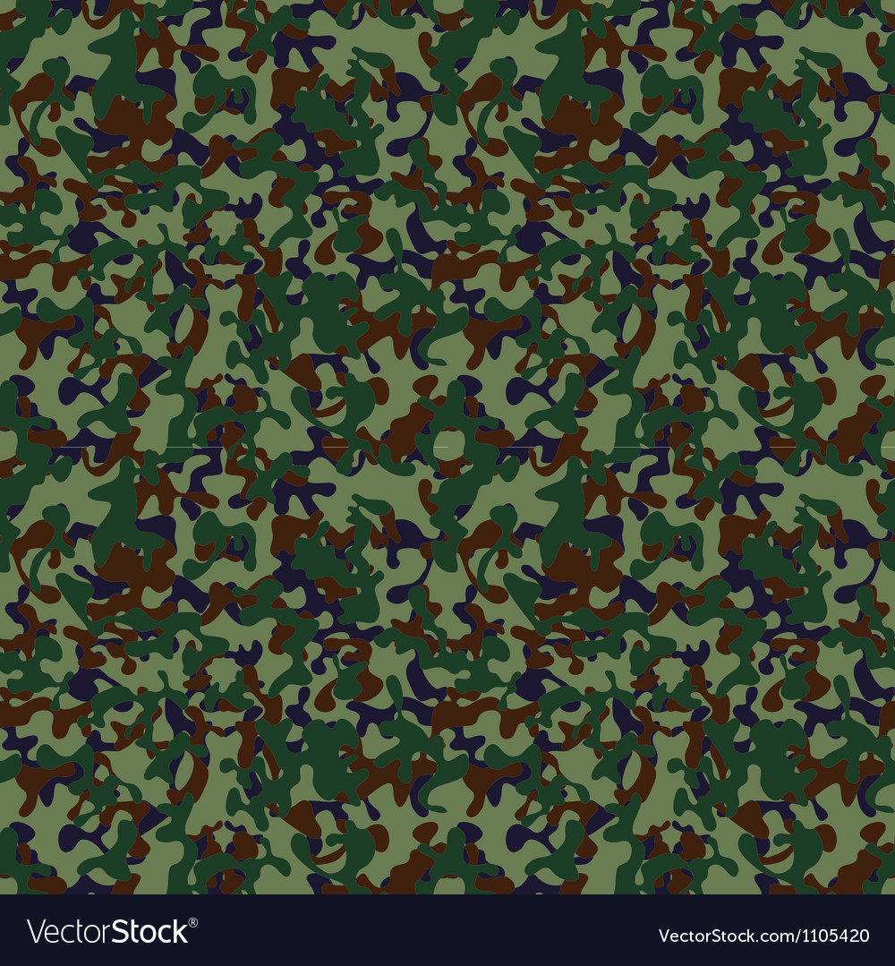 Camouflage military background eps8 image vector | Price: 1 Credit (USD $1)