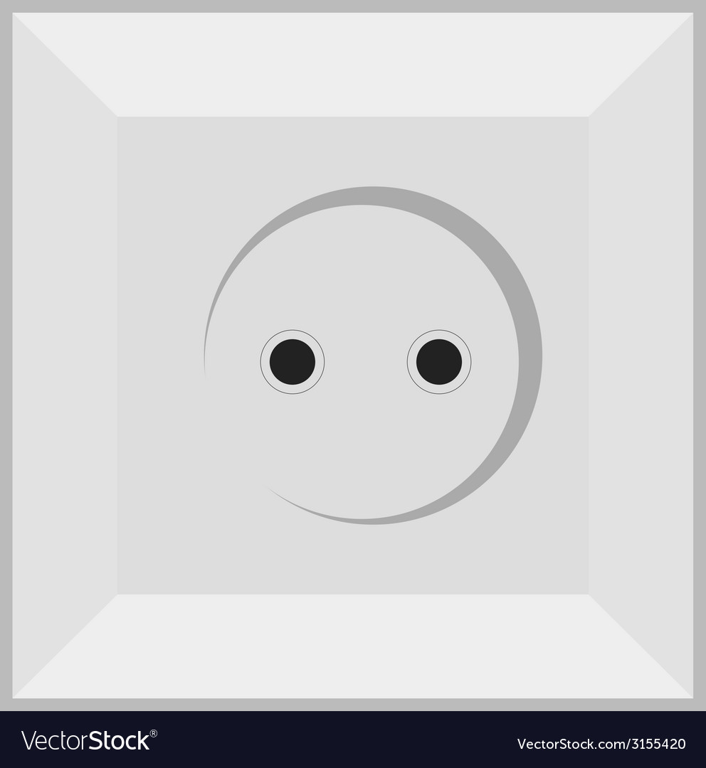 Socket vector | Price: 1 Credit (USD $1)