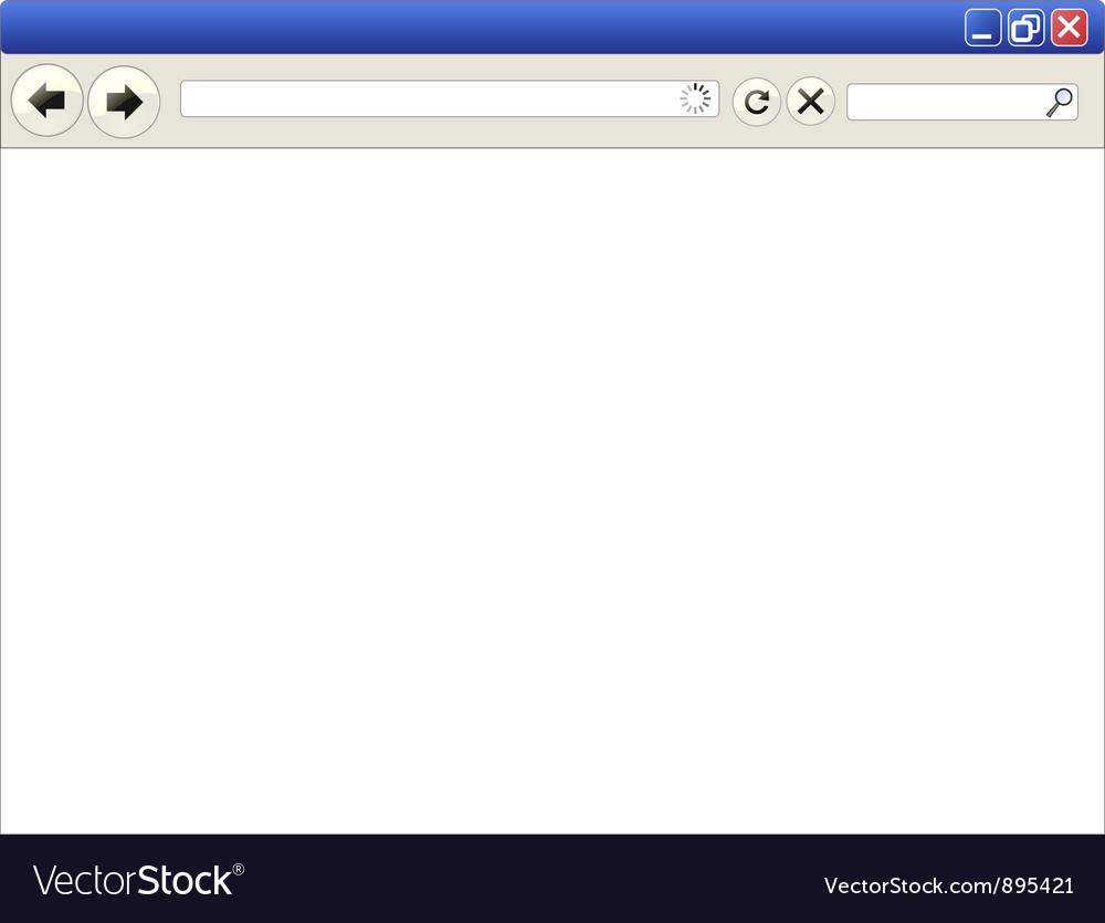 Internet browser vector   Price: 1 Credit (USD $1)