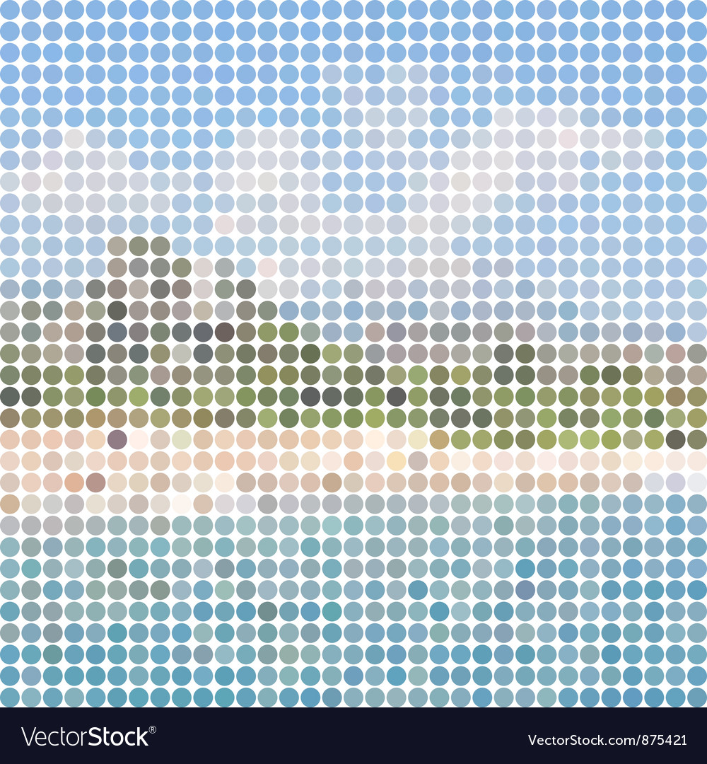 Landscape background vector | Price: 1 Credit (USD $1)