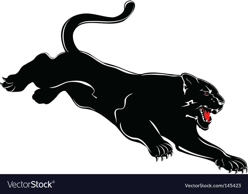 Panther attacks vector | Price: 1 Credit (USD $1)