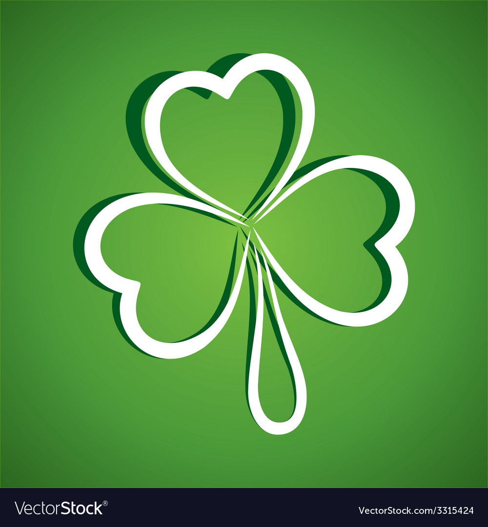 Happy patrick day vector | Price: 1 Credit (USD $1)