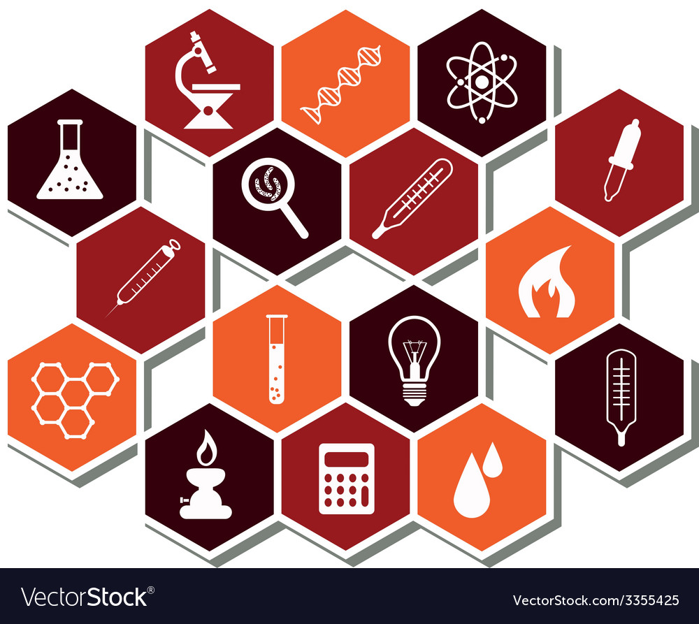 Laboratory icons vector | Price: 1 Credit (USD $1)
