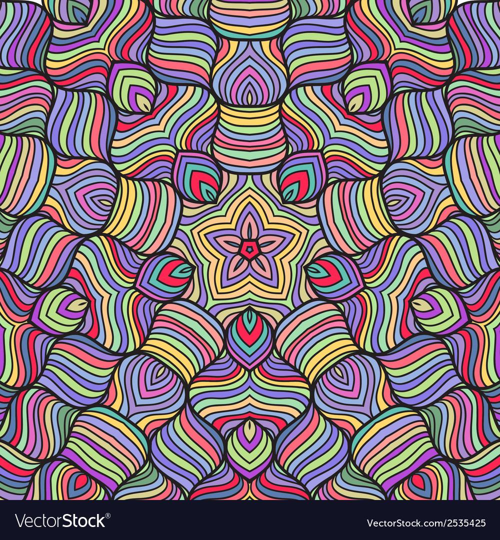 Mandala round ornament pattern vector   Price: 1 Credit (USD $1)