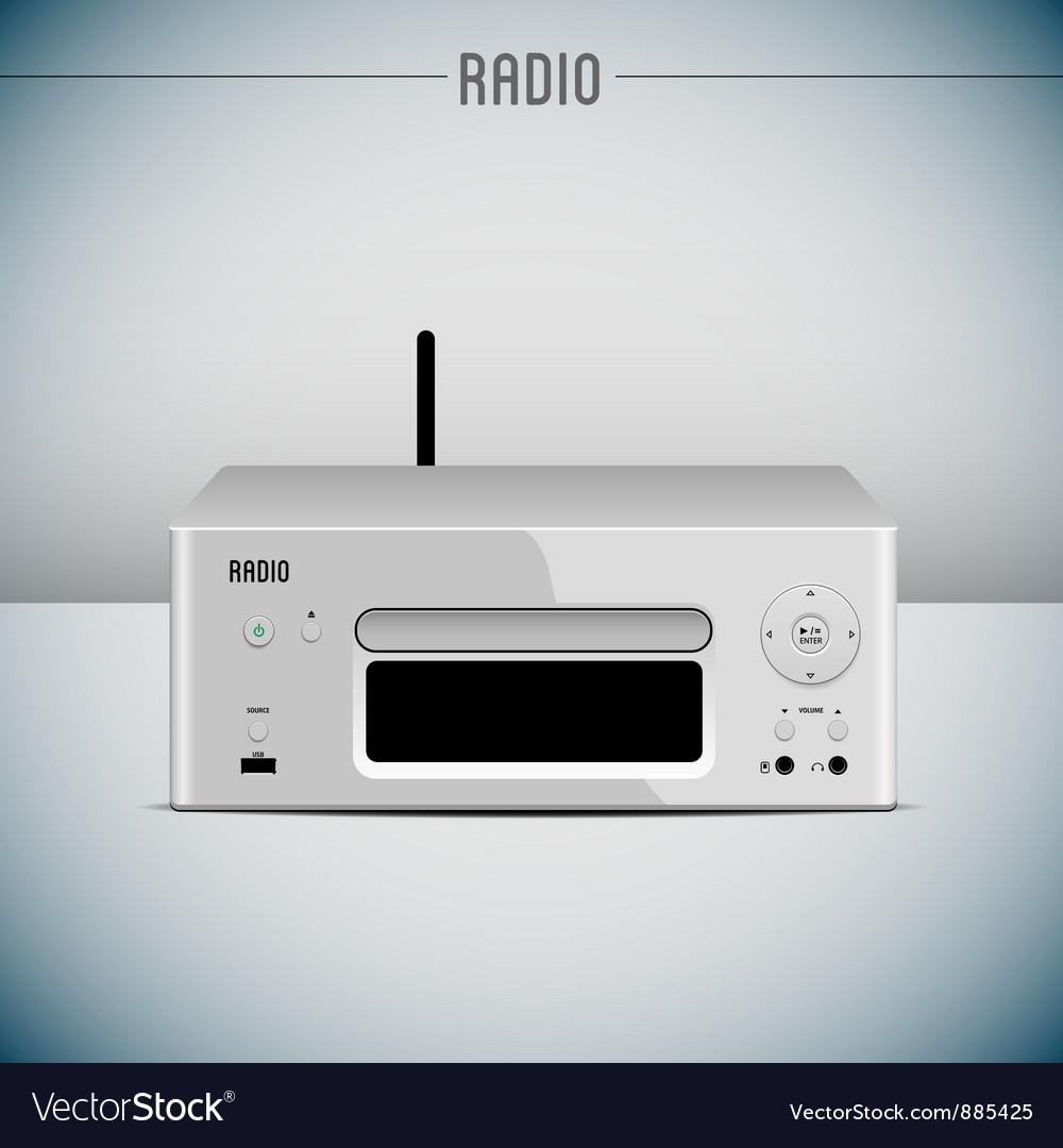 Radio vector   Price: 1 Credit (USD $1)