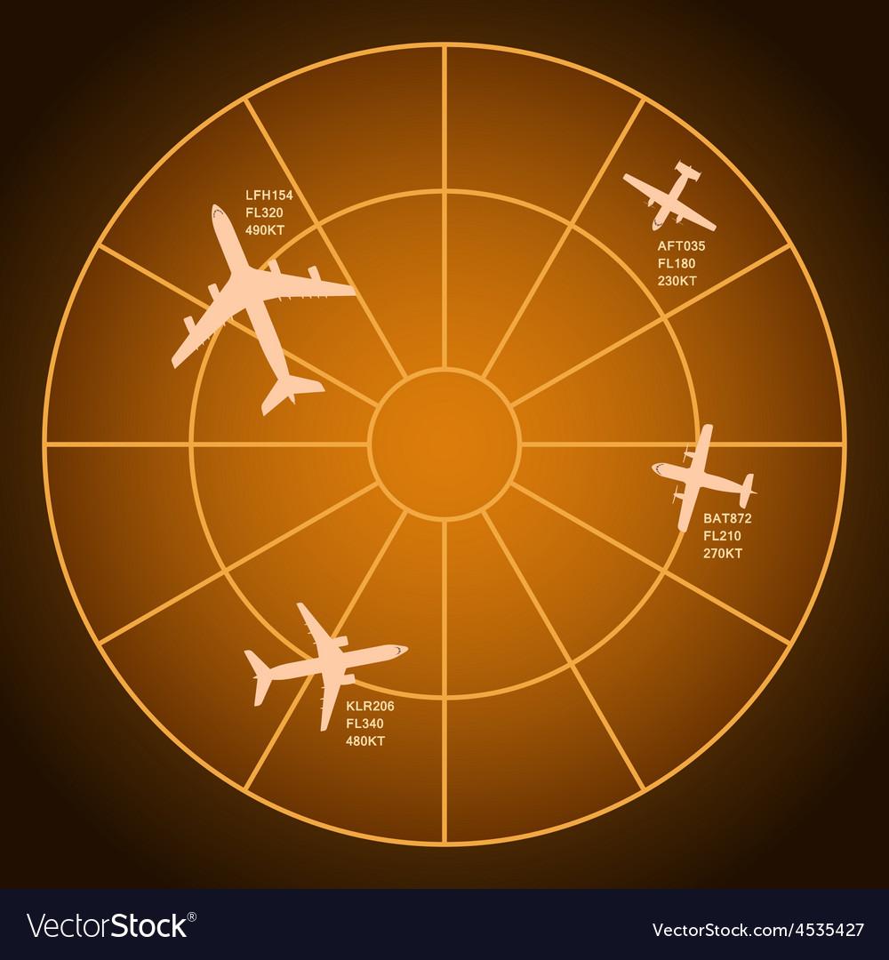 Air radar vector   Price: 1 Credit (USD $1)