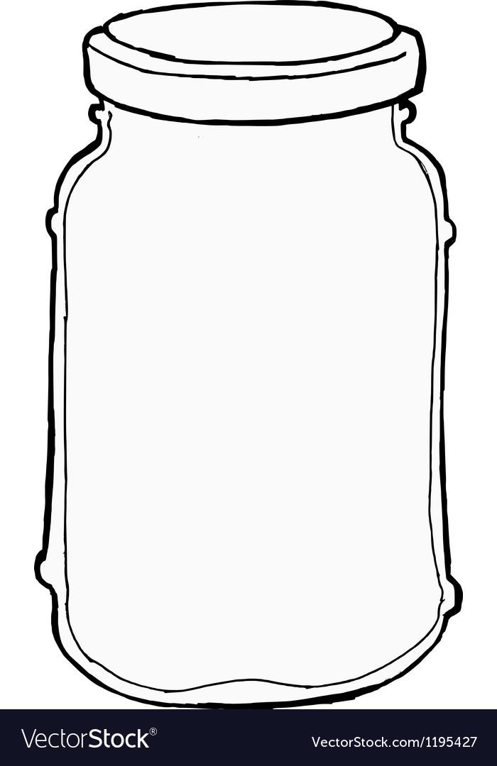Jar vector | Price: 1 Credit (USD $1)
