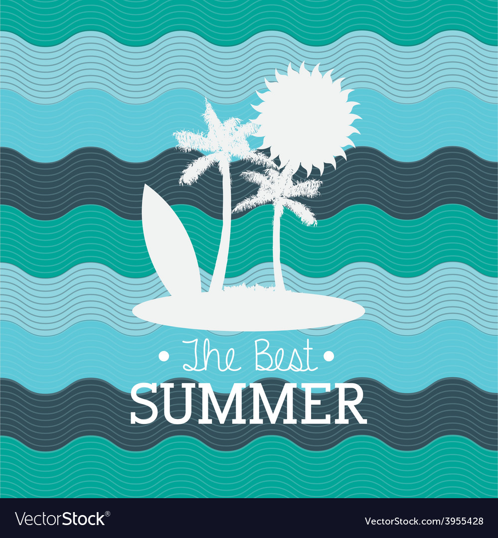 Best summer vector | Price: 1 Credit (USD $1)