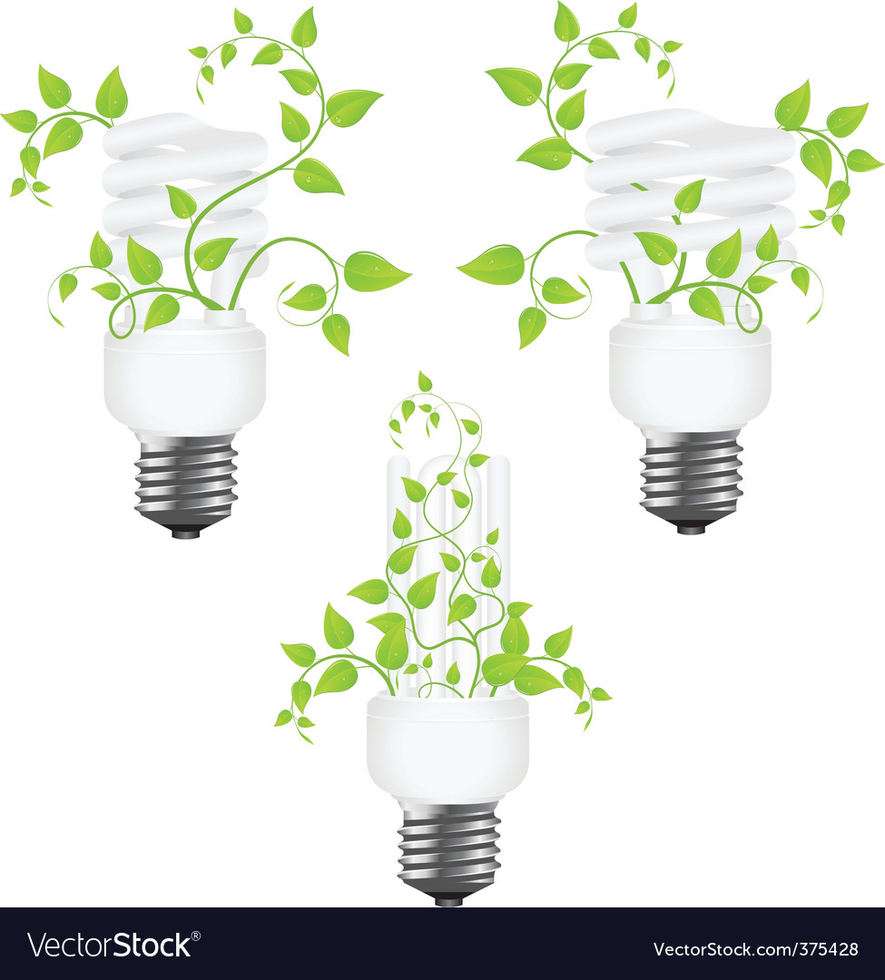 Nature electricity vector | Price: 3 Credit (USD $3)