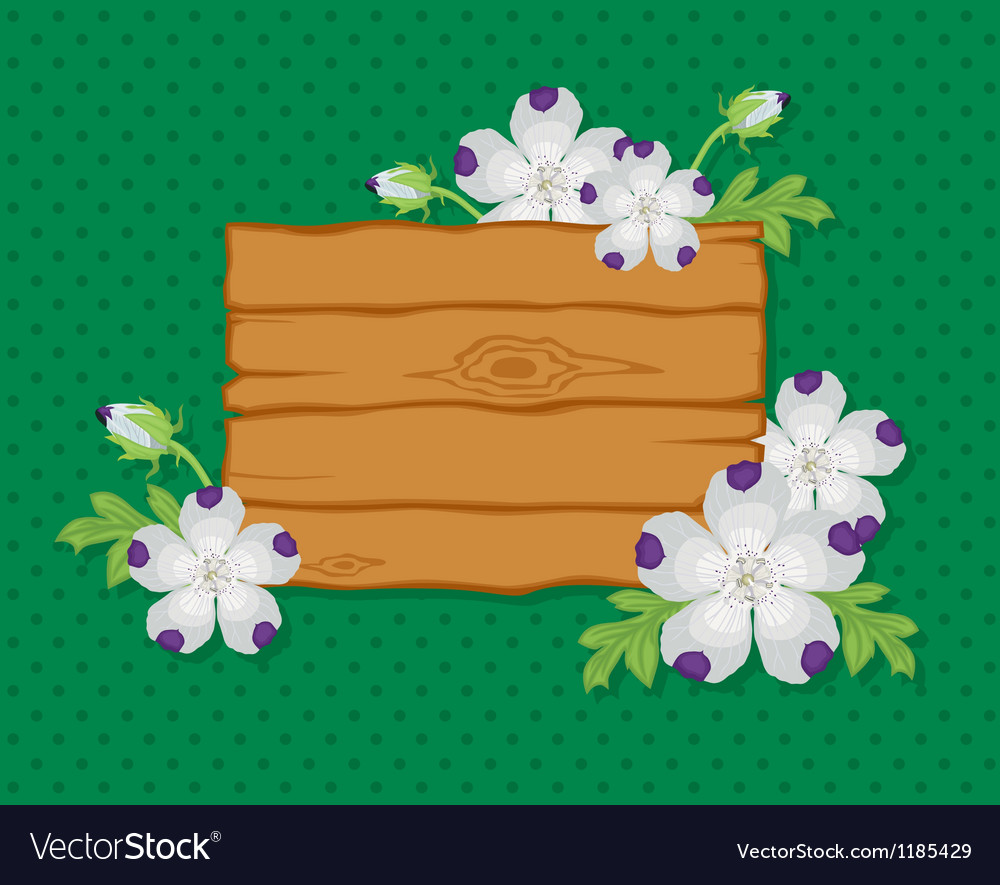 Board whit background vector | Price: 1 Credit (USD $1)