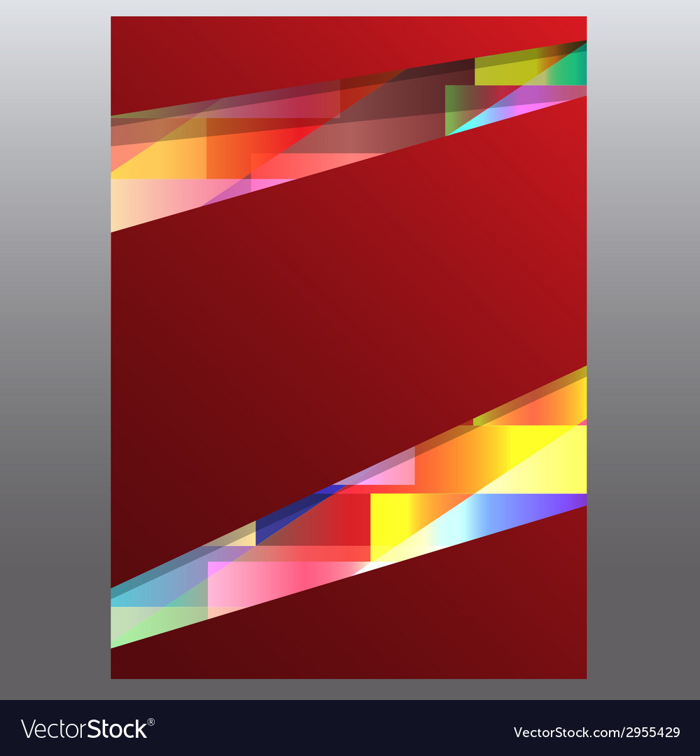 Business background flyer design concept vector | Price: 1 Credit (USD $1)