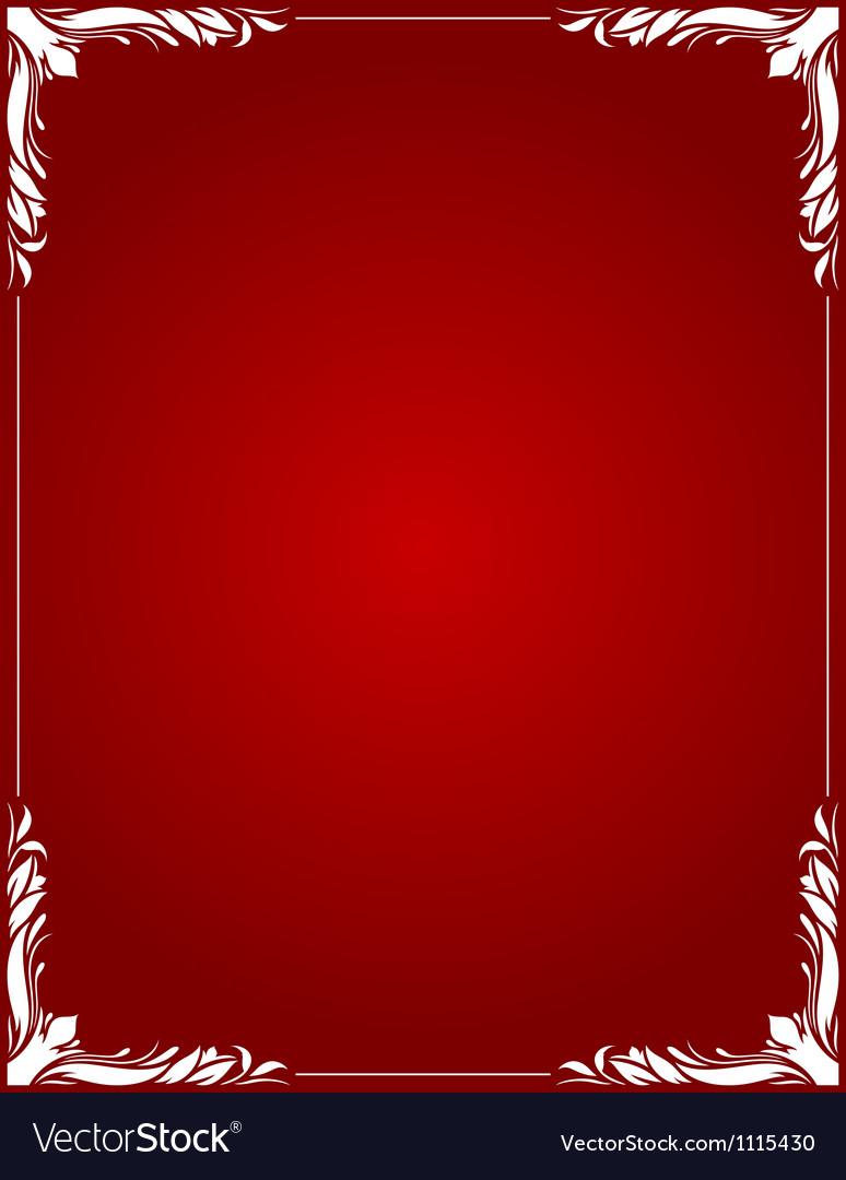 Decorative border style 2 vector | Price: 1 Credit (USD $1)
