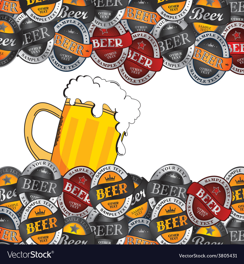 Beer vector   Price: 1 Credit (USD $1)