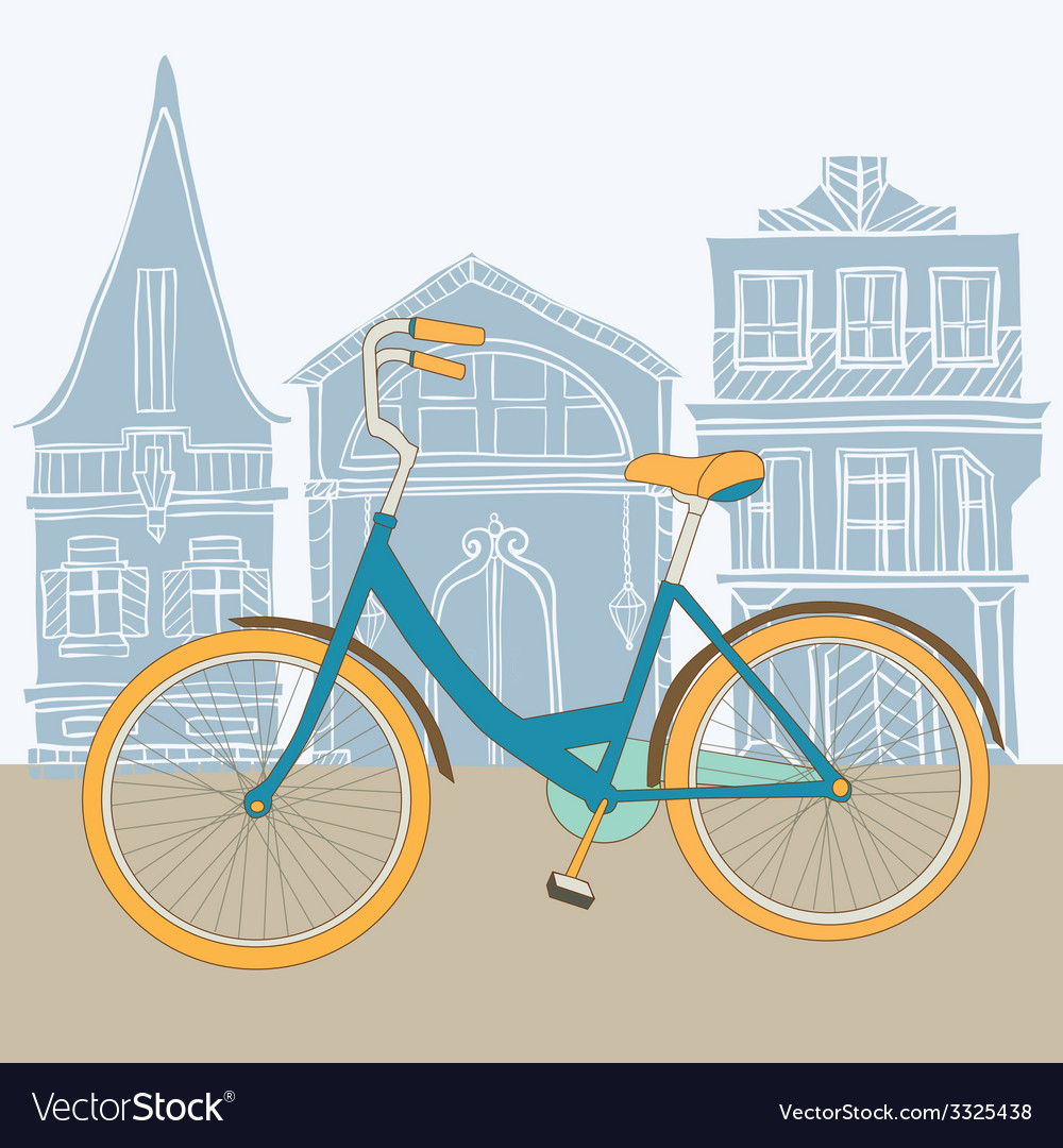 Byciclepink11 vector | Price: 1 Credit (USD $1)