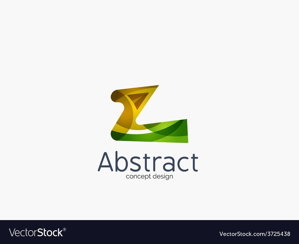 Modern company z letter logo vector | Price: 1 Credit (USD $1)
