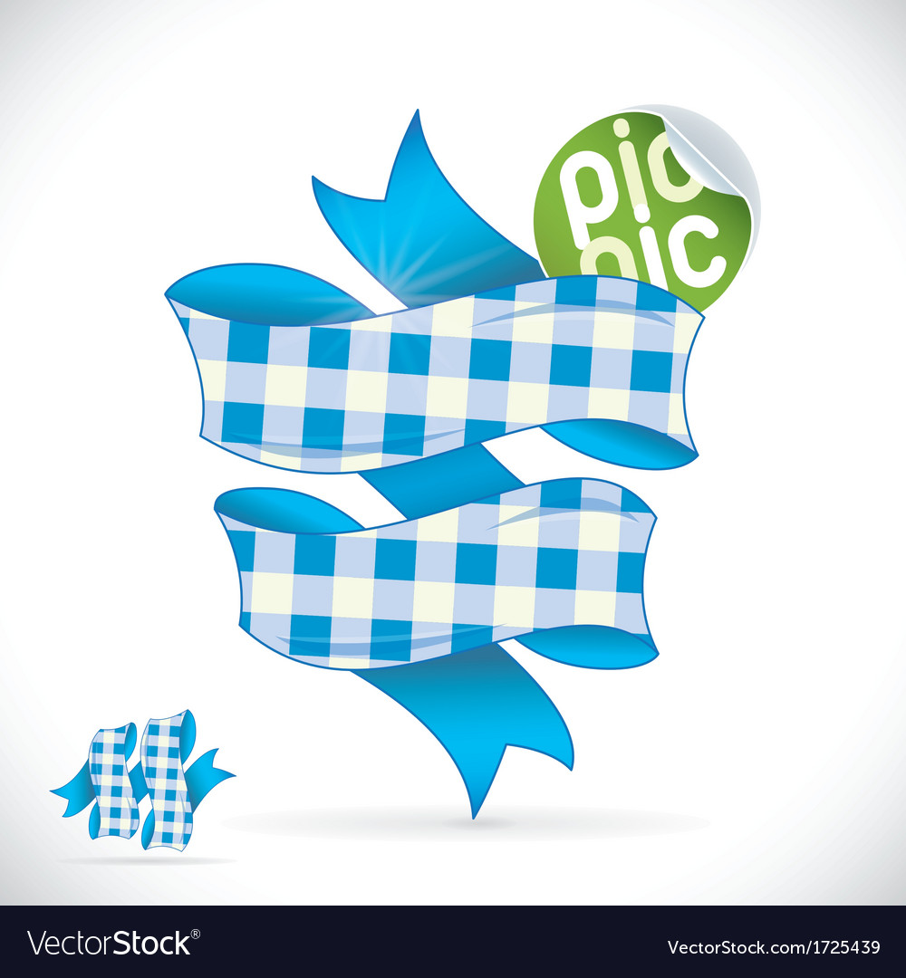 Picnic sign vector | Price: 1 Credit (USD $1)
