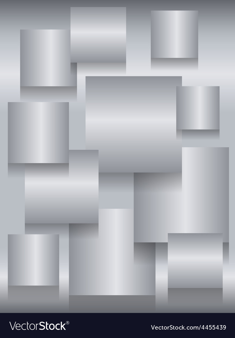Steel square boards background vector   Price: 1 Credit (USD $1)