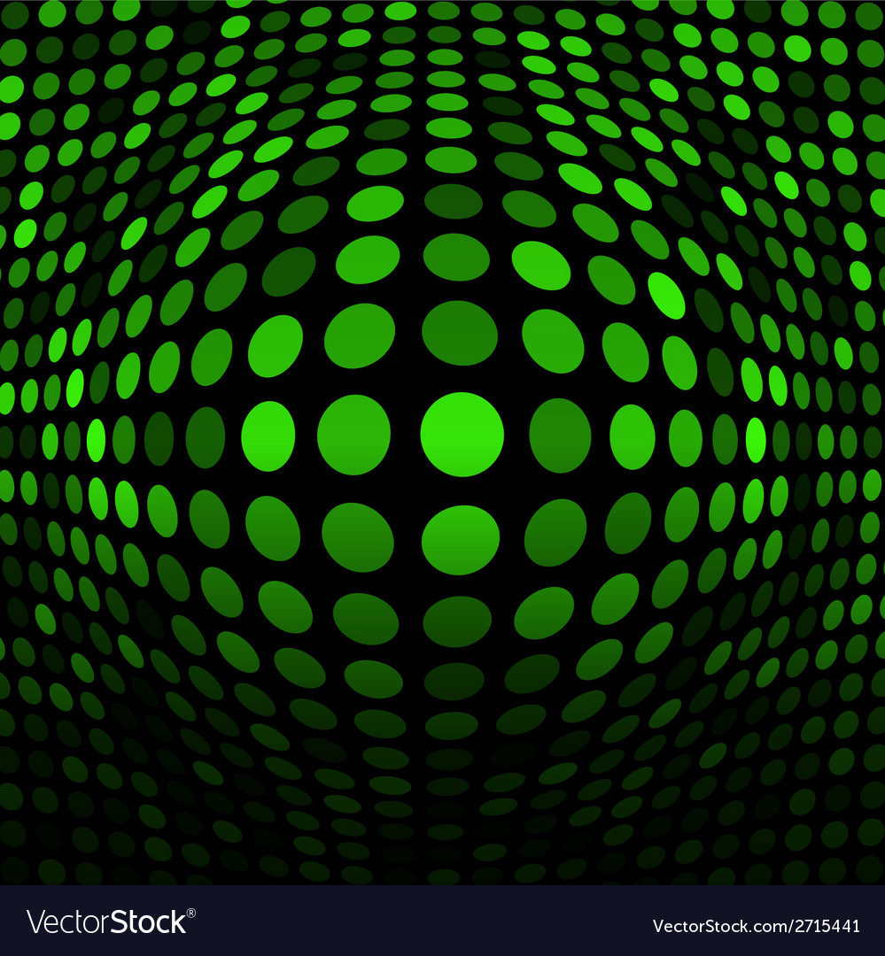 Abstract green technology background for your desi vector | Price: 1 Credit (USD $1)