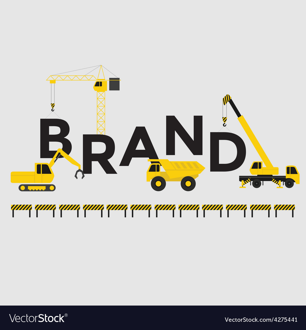 Engineering building text brand vector | Price: 1 Credit (USD $1)