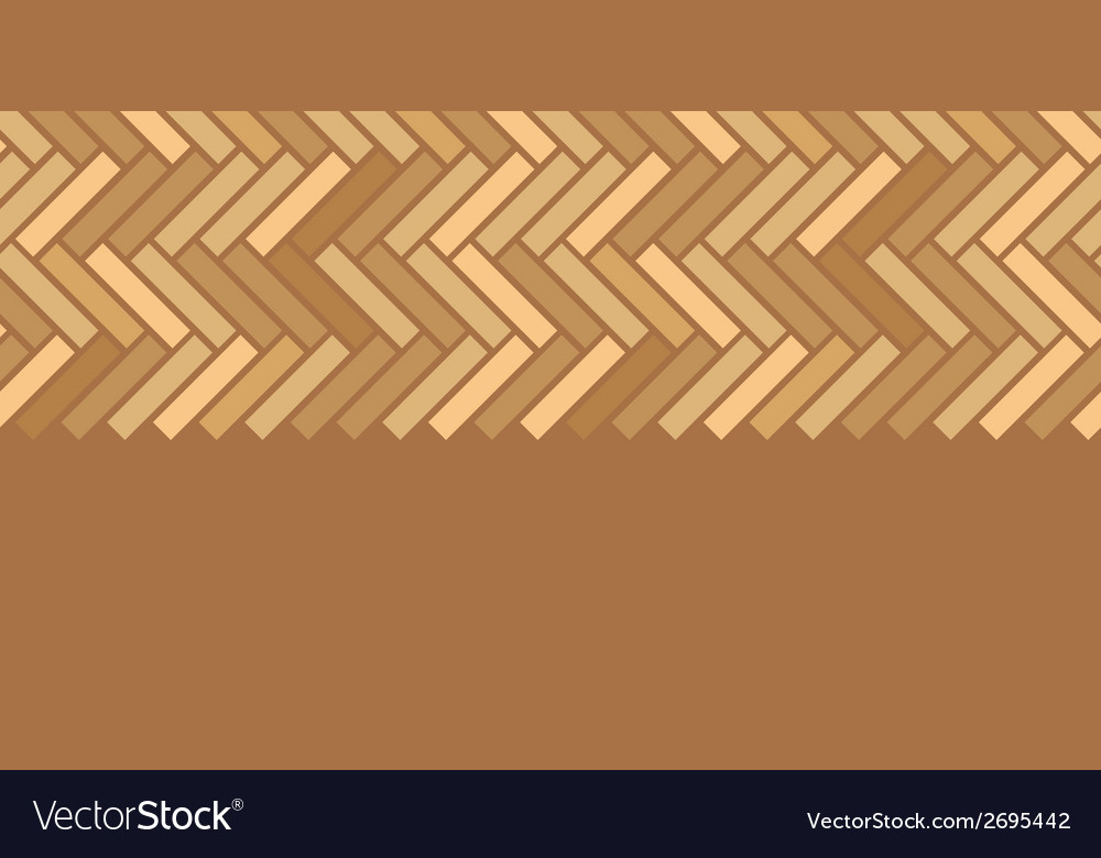Abstract wooden floor panels horizontal seamless vector | Price: 1 Credit (USD $1)
