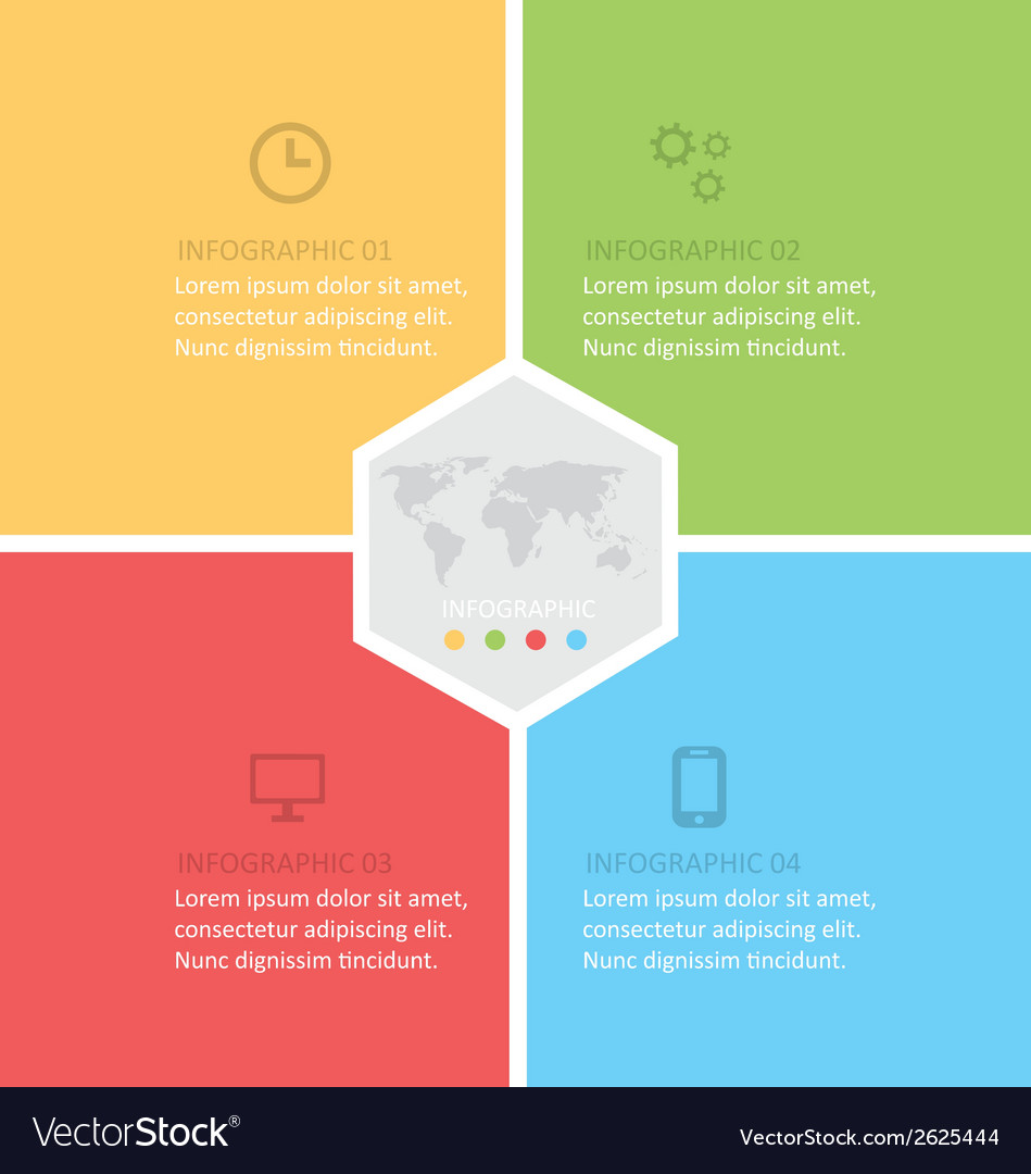 Infographic 19 vector | Price: 1 Credit (USD $1)