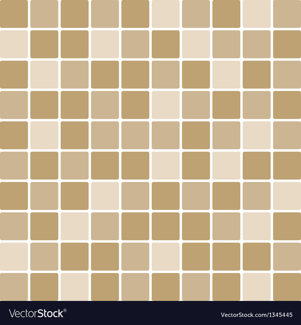Brown tile wall vector | Price: 1 Credit (USD $1)