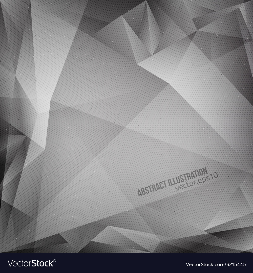 Grey abstract background vector | Price: 1 Credit (USD $1)
