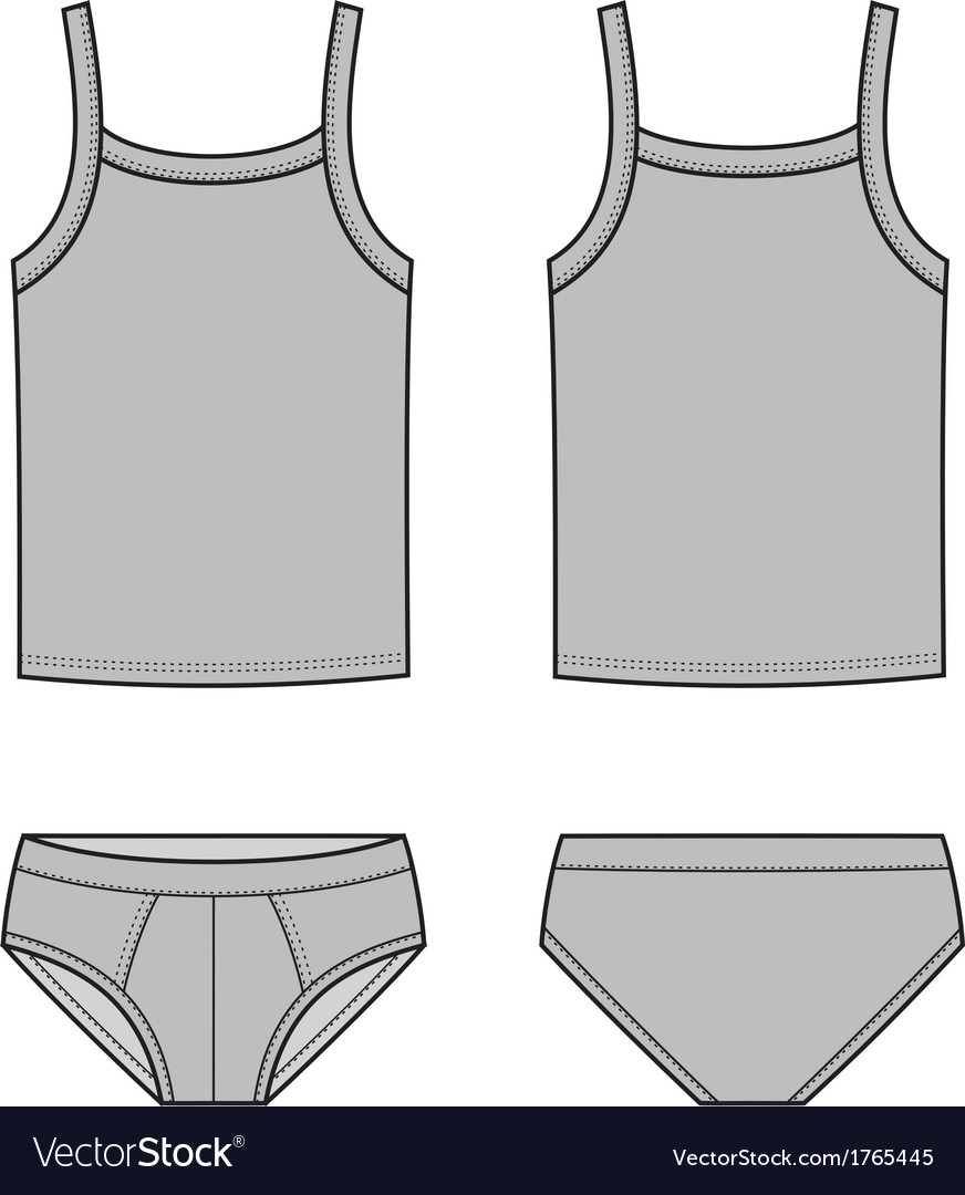 Underwear vector | Price: 1 Credit (USD $1)