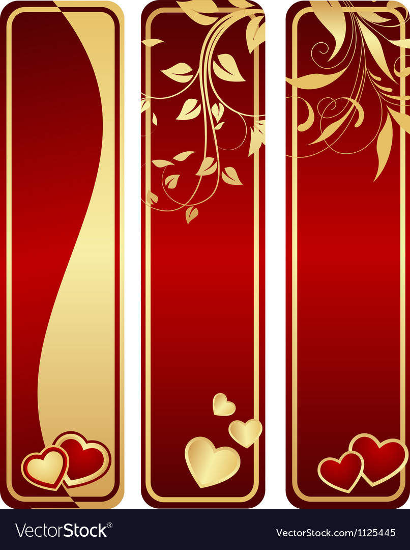 Valentines labels 2 vector | Price: 1 Credit (USD $1)
