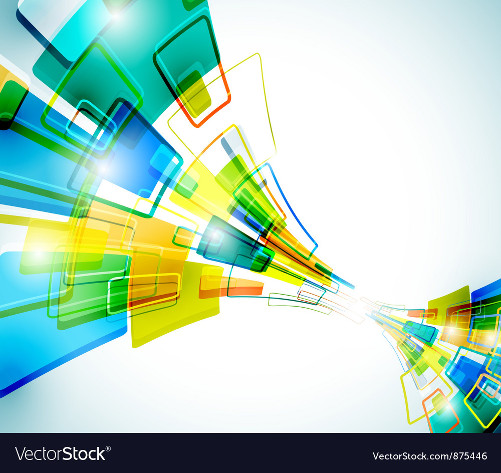 Abstract dynamic background vector | Price: 1 Credit (USD $1)