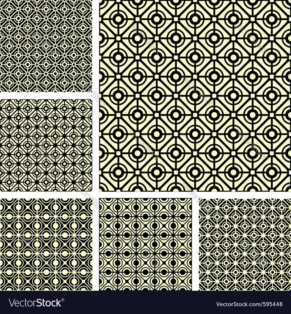 Seamless geometric pattern vector   Price: 1 Credit (USD $1)