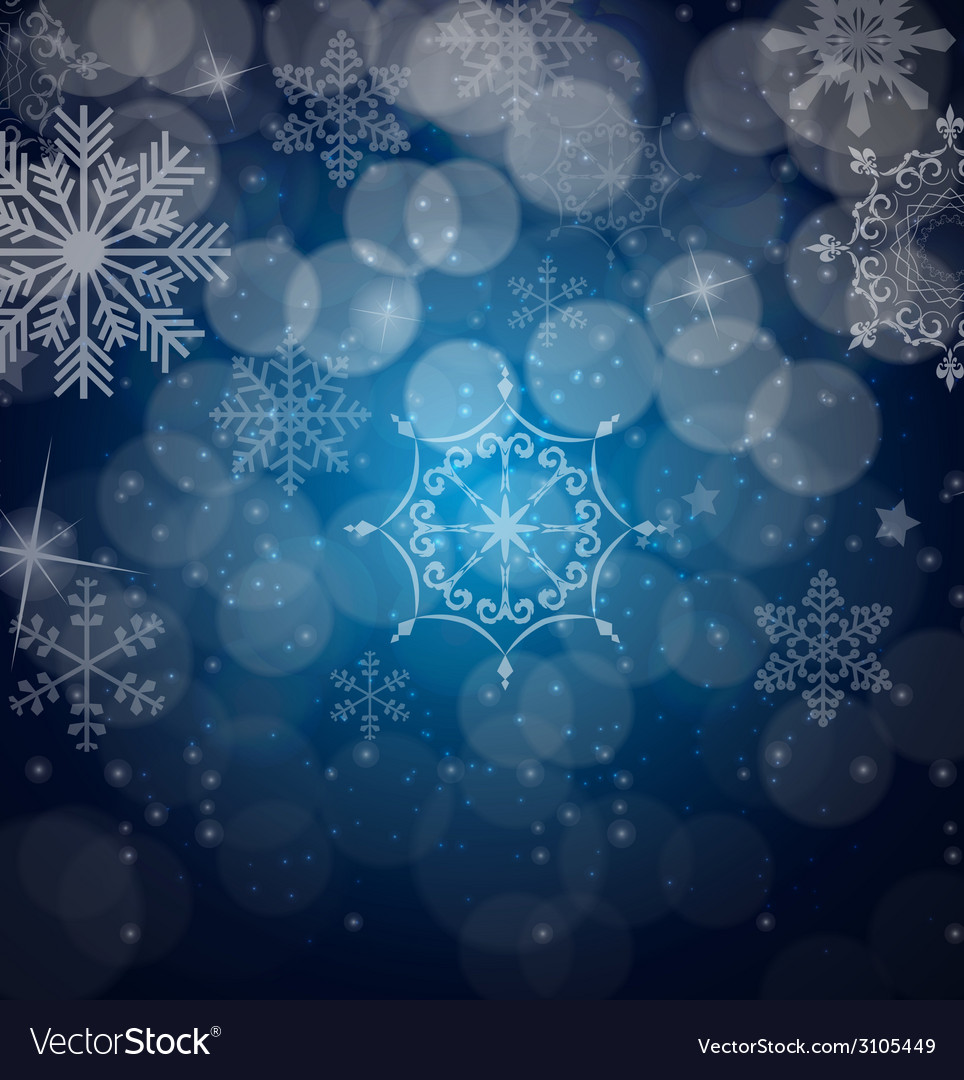 Abstract beauty christmas and new year background vector   Price: 1 Credit (USD $1)