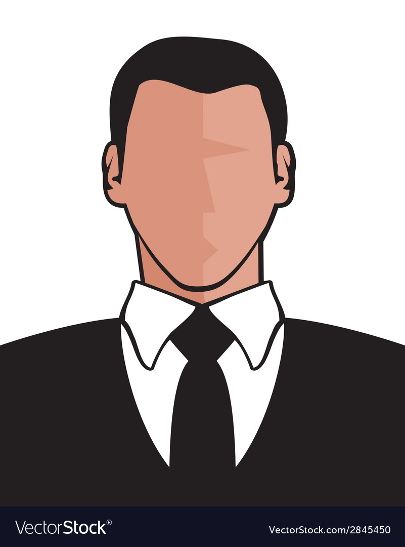 Businessman icon2 resize vector | Price: 1 Credit (USD $1)