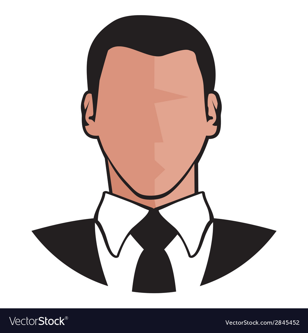 Businessman icon3 resize vector | Price: 1 Credit (USD $1)