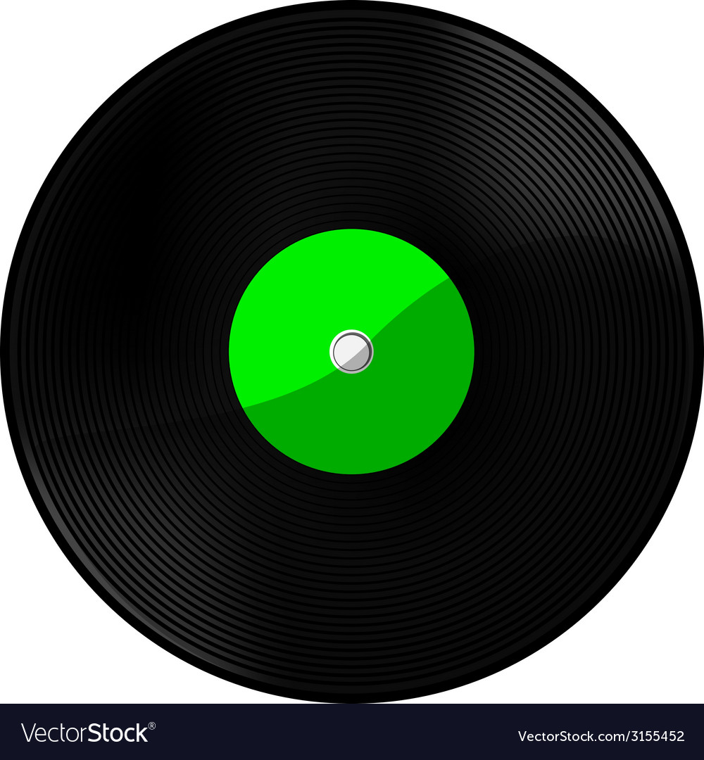 Vinilgreen vector | Price: 1 Credit (USD $1)