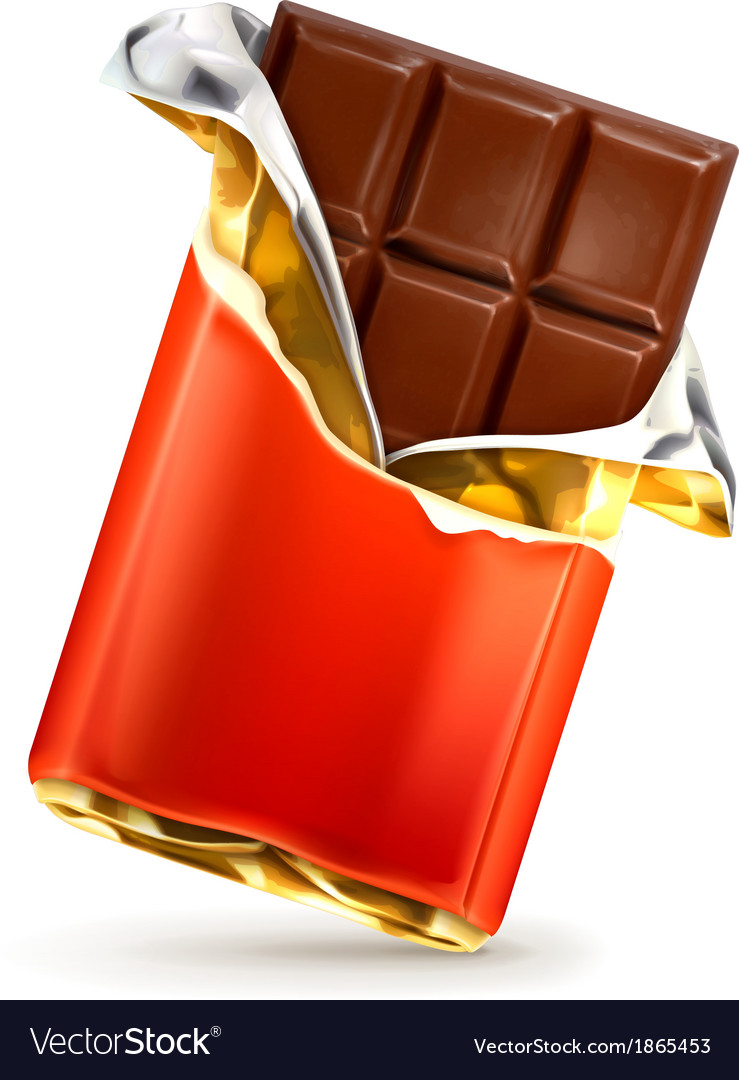 Chocolate vector
