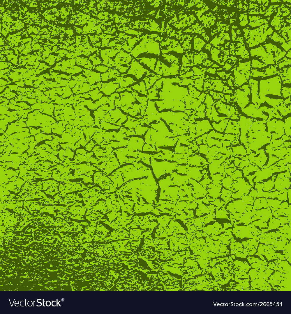 Simple background of old cracked paint vector | Price: 1 Credit (USD $1)