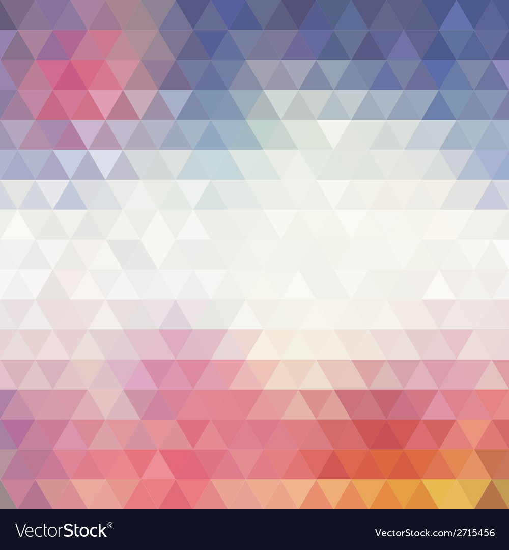 Colorful geometric background for your design vector | Price: 1 Credit (USD $1)