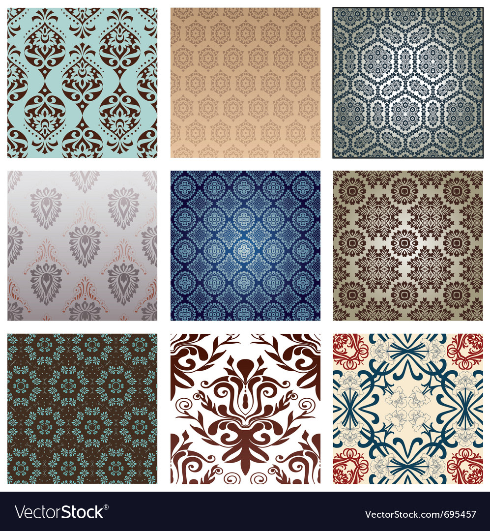 Set retro vector | Price: 1 Credit (USD $1)