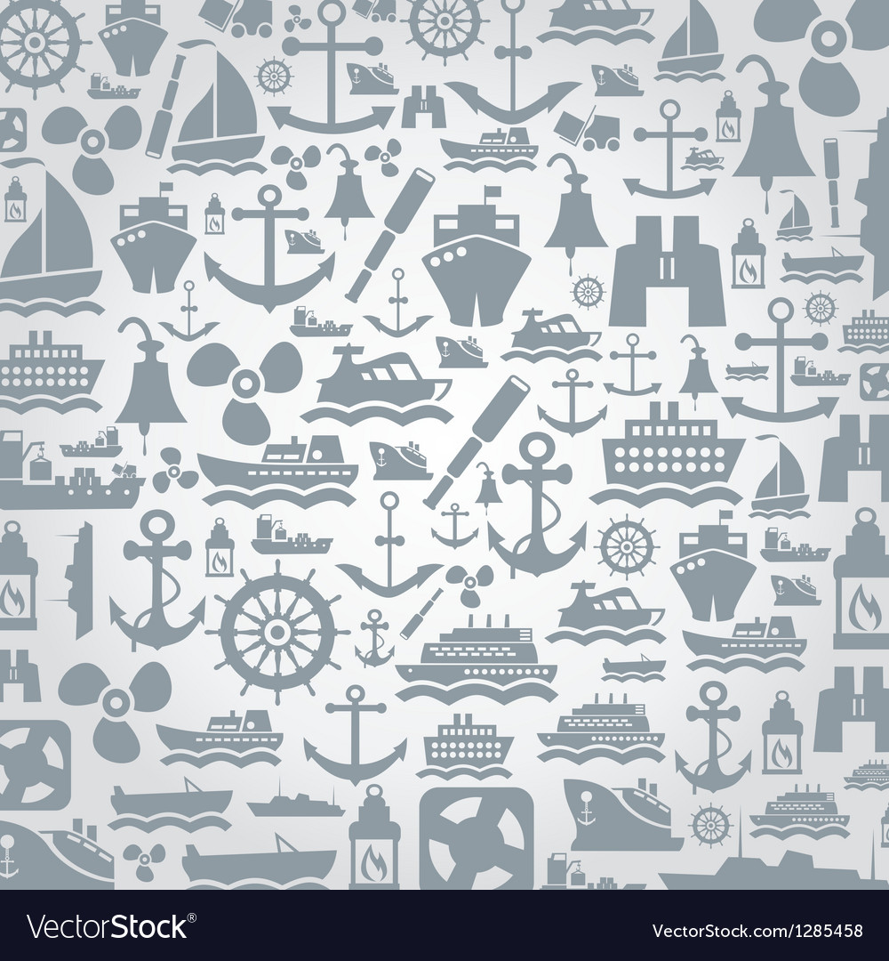 Ship a background vector | Price: 1 Credit (USD $1)