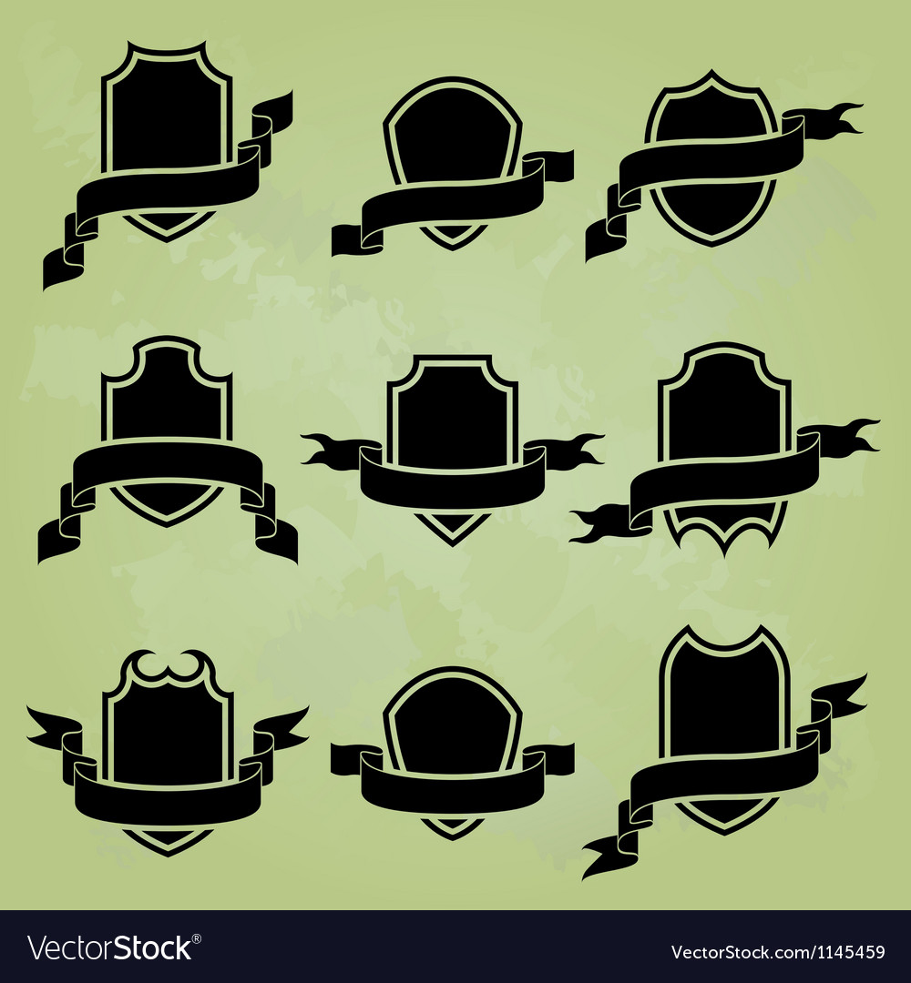 Black award icons vector | Price: 1 Credit (USD $1)