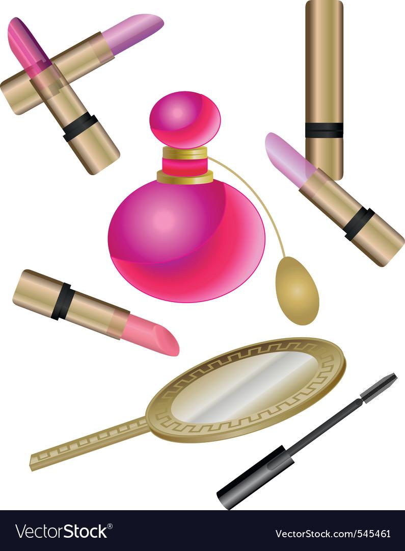 Cosmetics vector   Price: 1 Credit (USD $1)