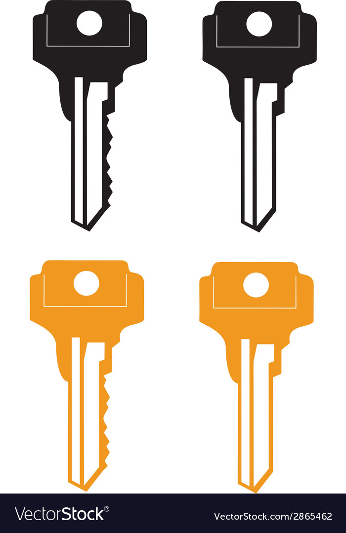 Home key vector | Price: 1 Credit (USD $1)