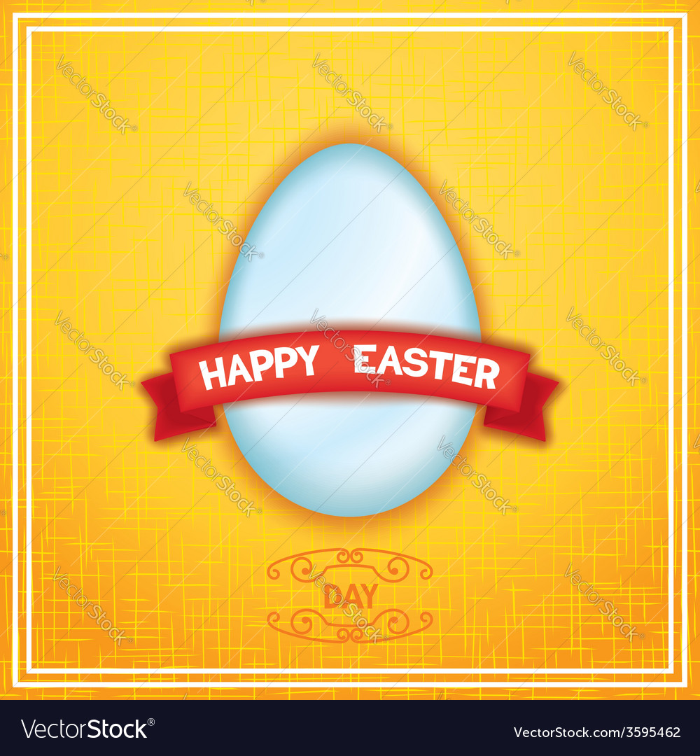 Just easter egg vector | Price: 1 Credit (USD $1)
