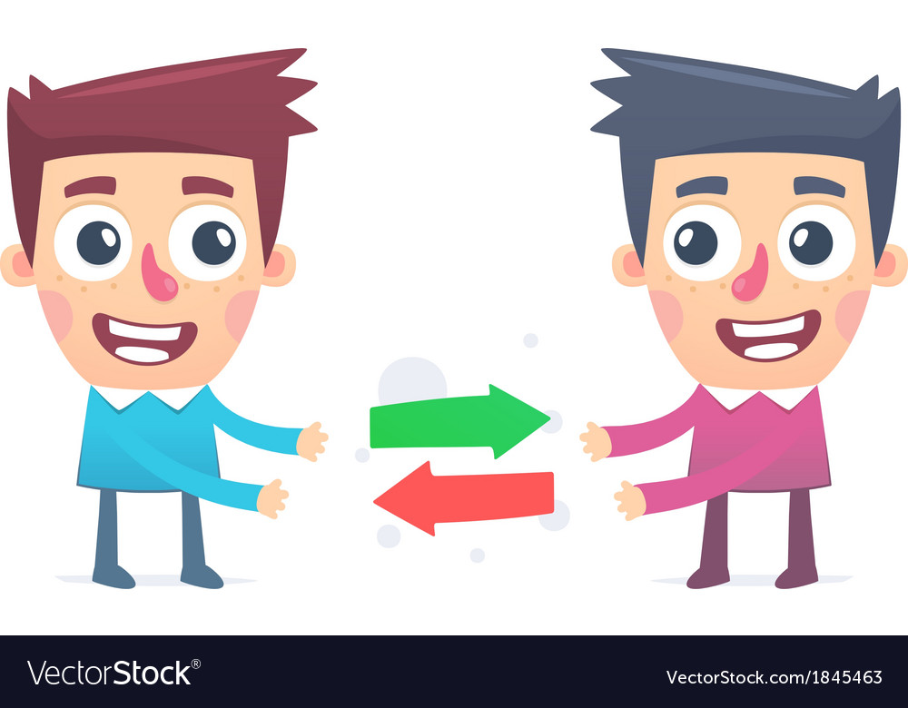 Market relationships vector | Price: 1 Credit (USD $1)