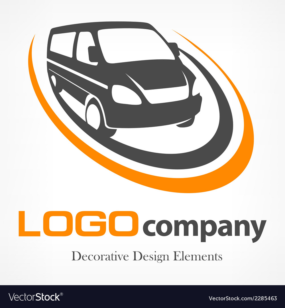 Van logotype vector | Price: 1 Credit (USD $1)