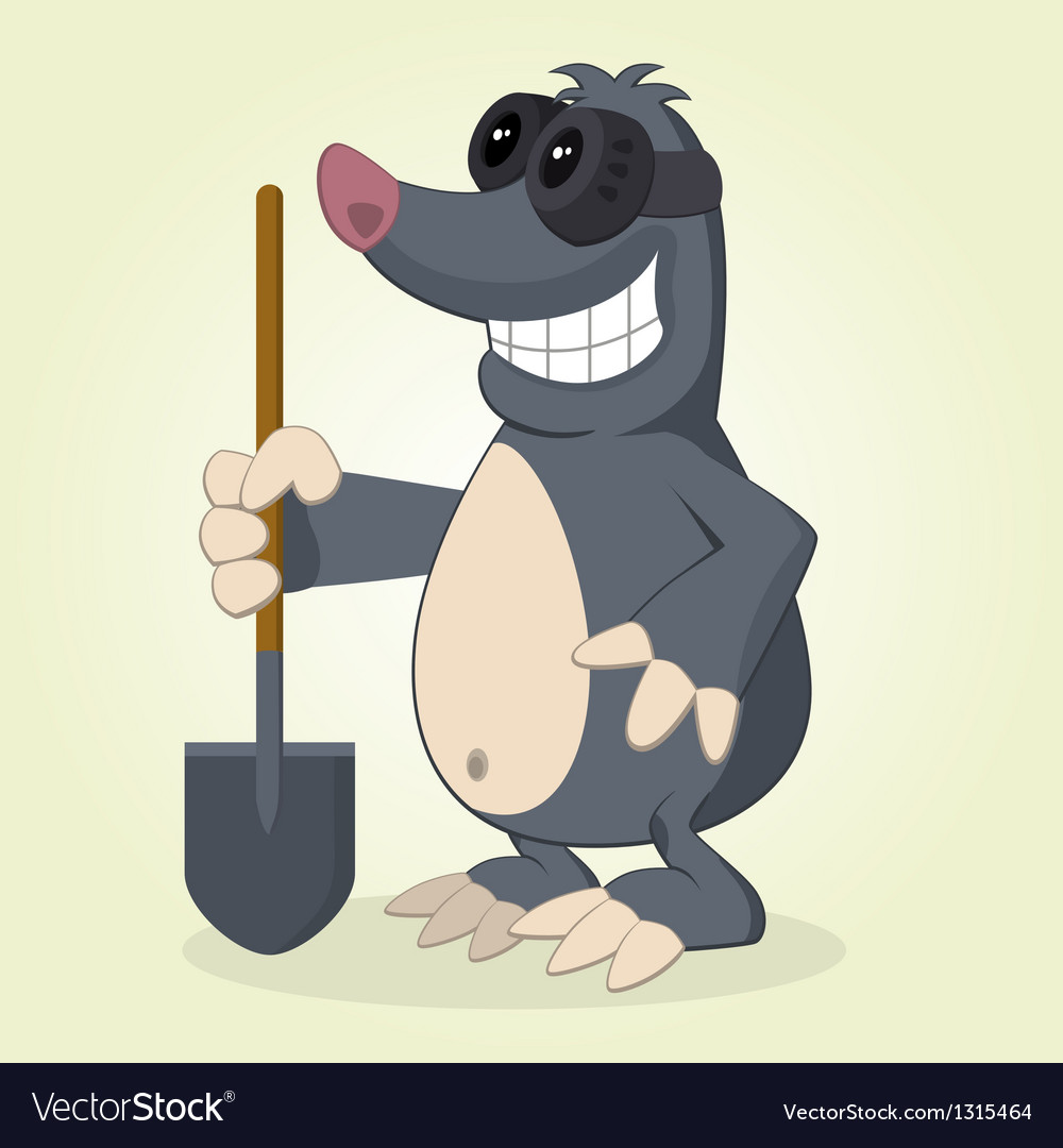 Mole vector | Price: 3 Credit (USD $3)
